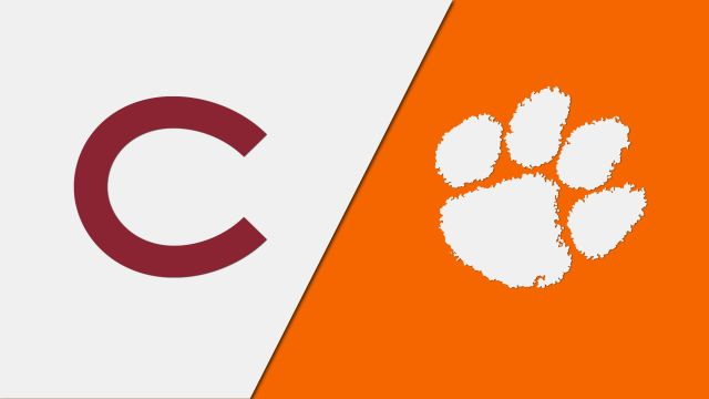 Colgate vs. Clemson (M Basketball)