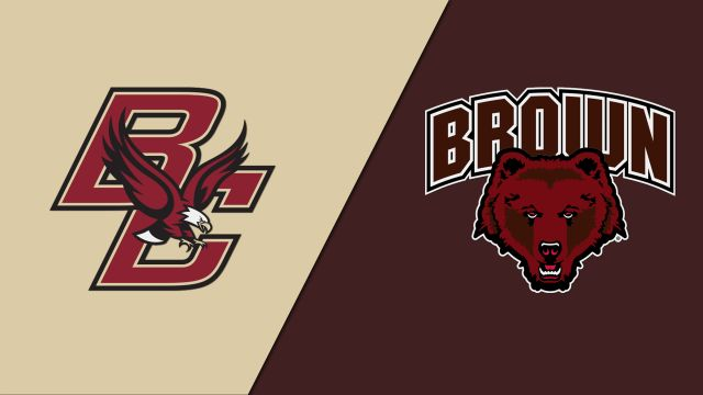 Boston College vs. Brown (Court 1) (W Tennis)