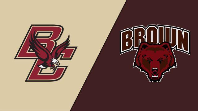 Boston College vs. Brown (Court 1) (W Tennis)