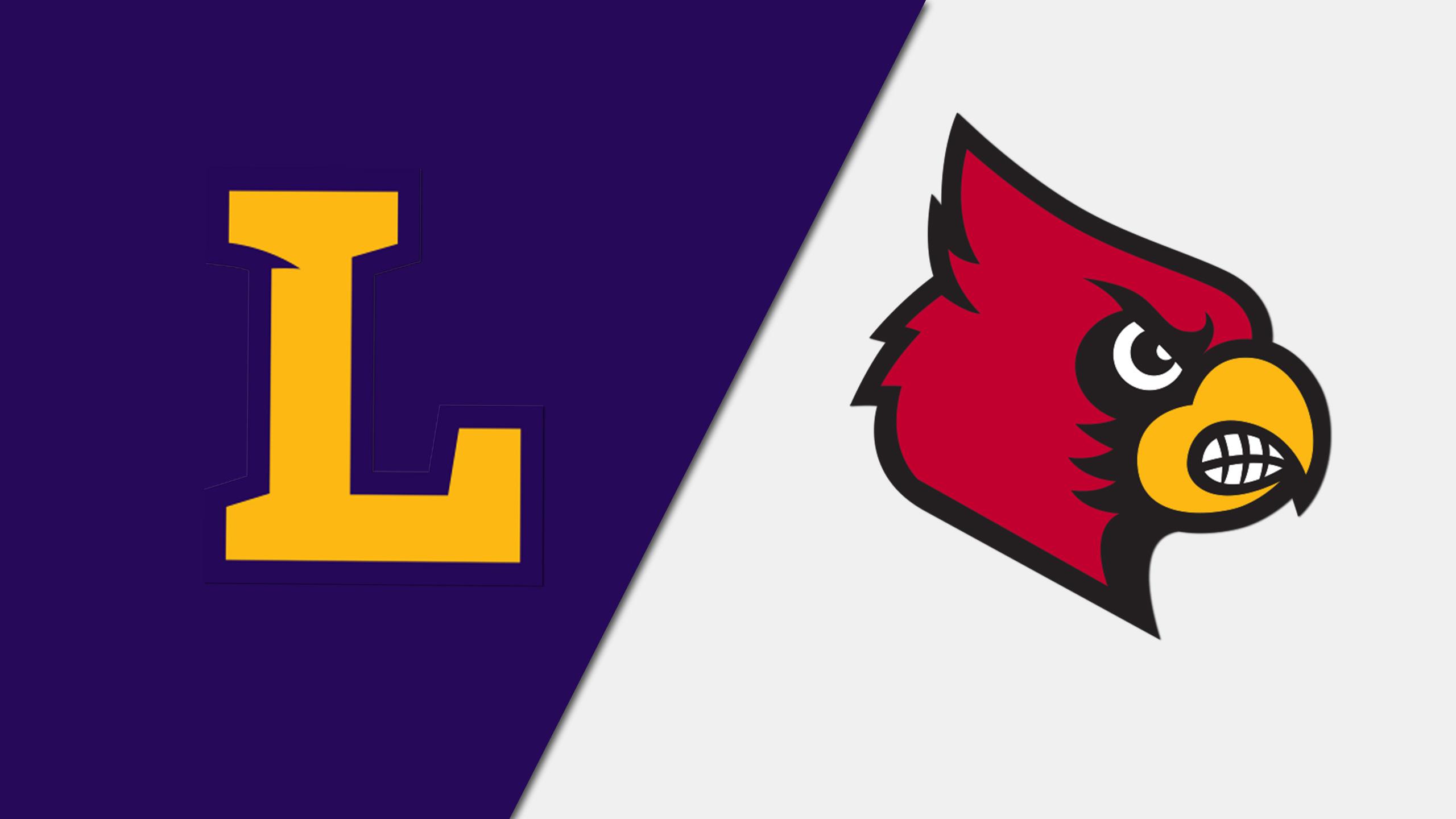 Lipscomb vs. #10 Louisville (M Soccer)