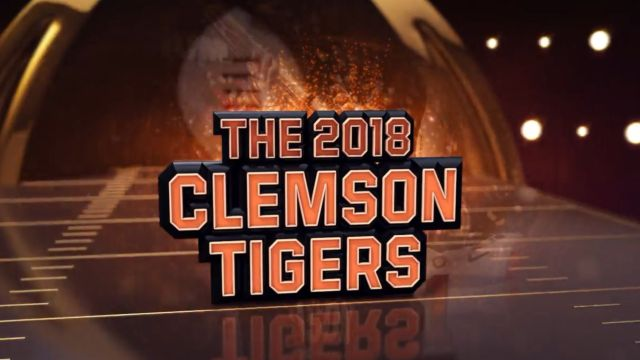 Greatest Ever: 2018 Clemson Tigers