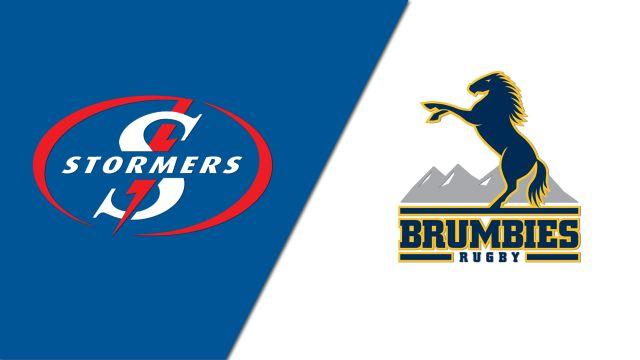 Stormers vs. Brumbies