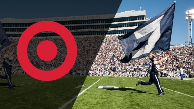 Target Command Center: Michigan vs. Penn State (Football)