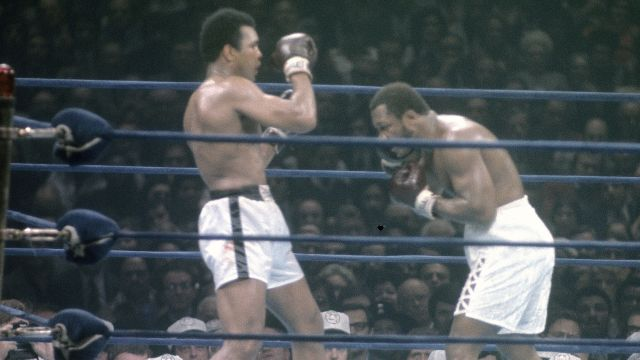 Muhammad Ali 2 vs. Joe Frazier 2