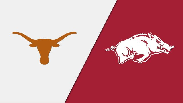 Texas Longhorns vs. Arkansas Razorbacks (Football)
