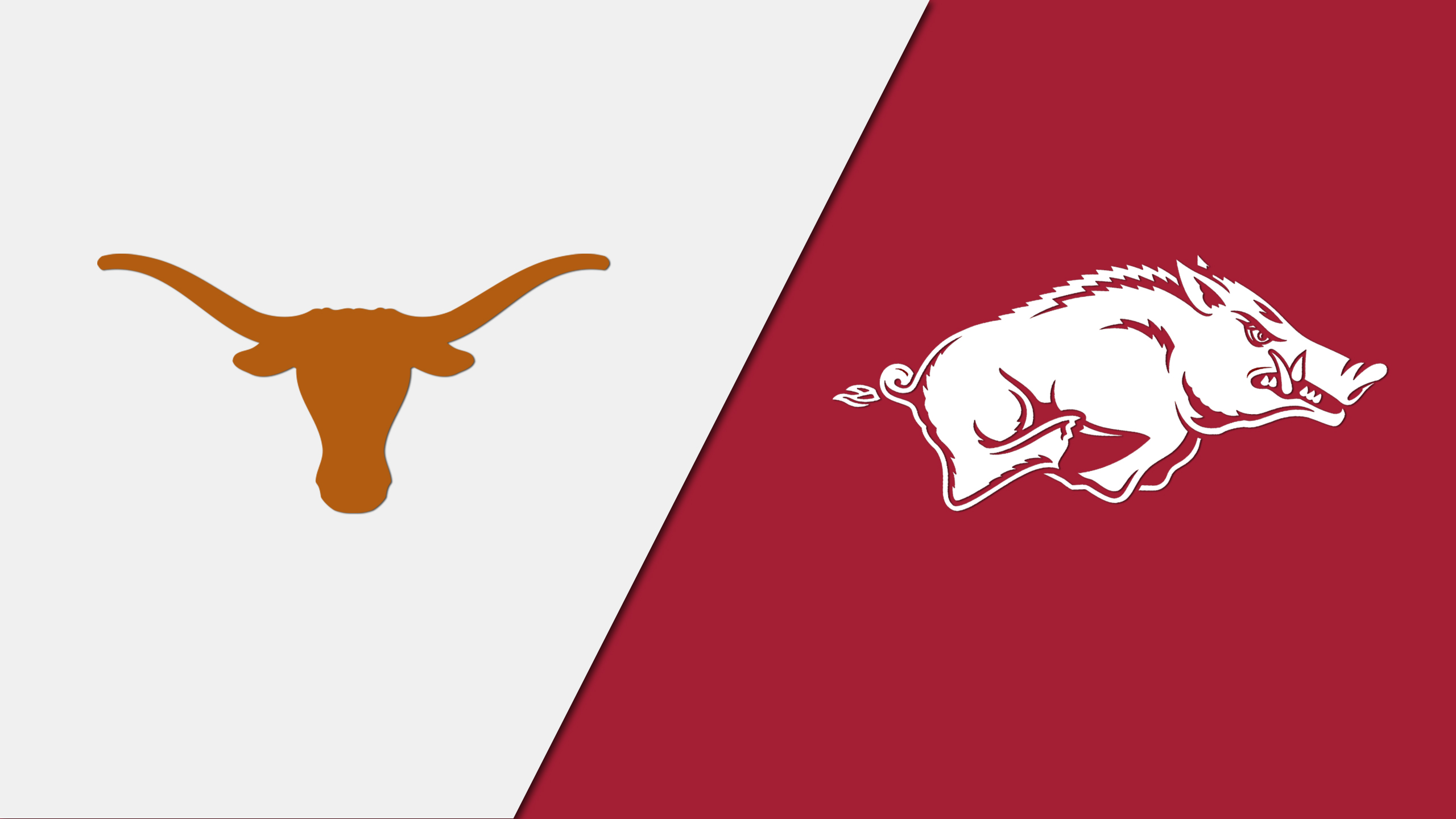Texas Longhorns vs. Arkansas Razorbacks (re-air)