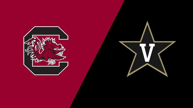 South Carolina vs. Vanderbilt (re-air)