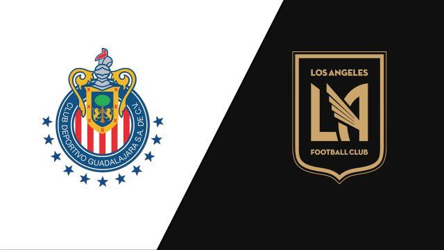 Chivas de Guadalajara Under-14 vs. LAFC Under-14 (Manchester City Cup)