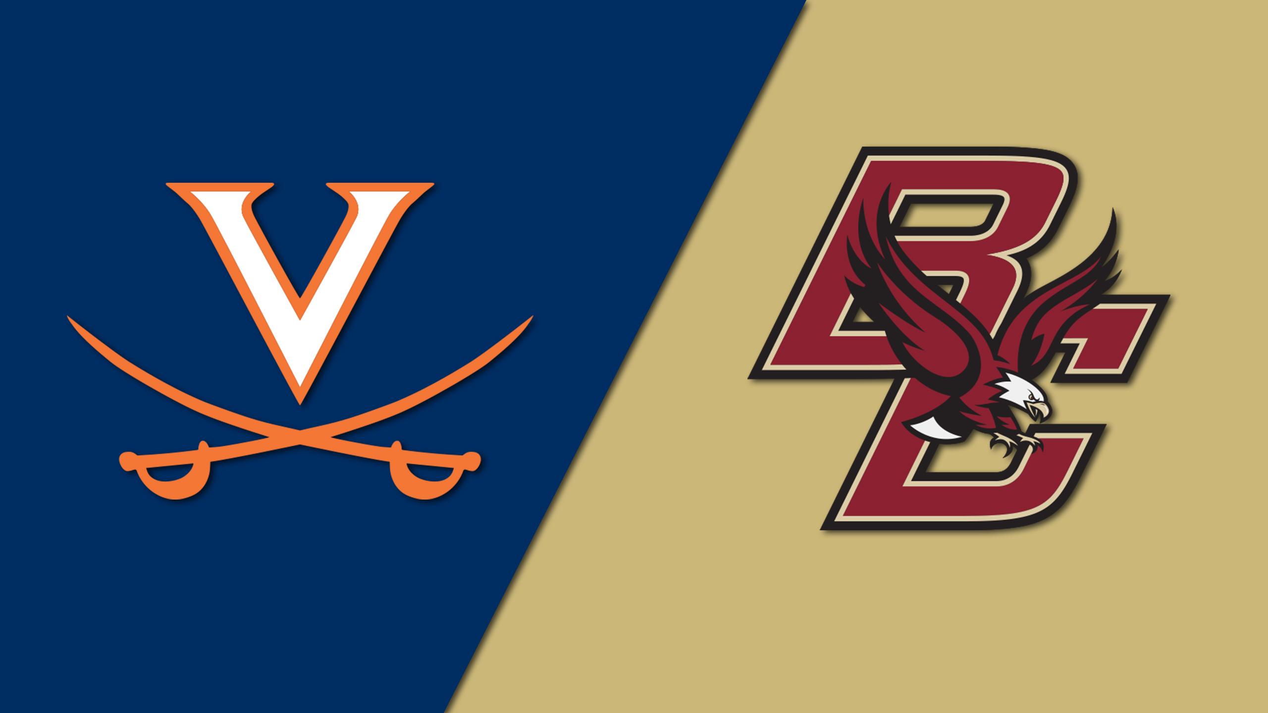 Virginia vs. Boston College (Field Hockey)