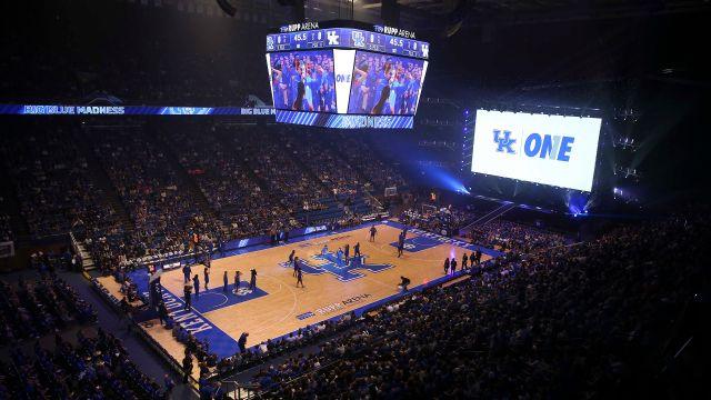 Above the Rim Cameras-Utah vs. Kentucky (M Basketball)