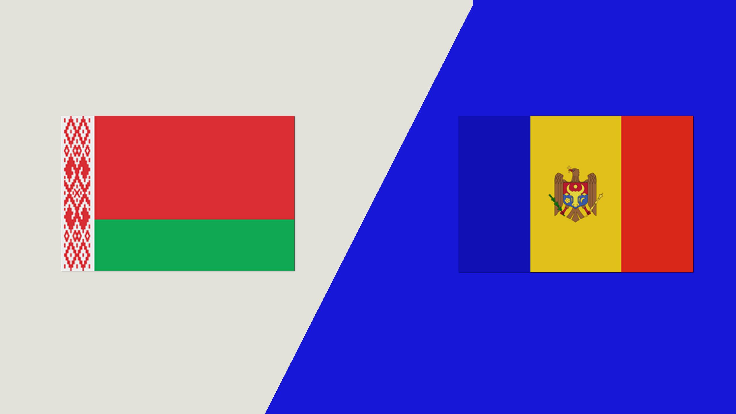 Belarus vs. Moldova (UEFA Nations League)