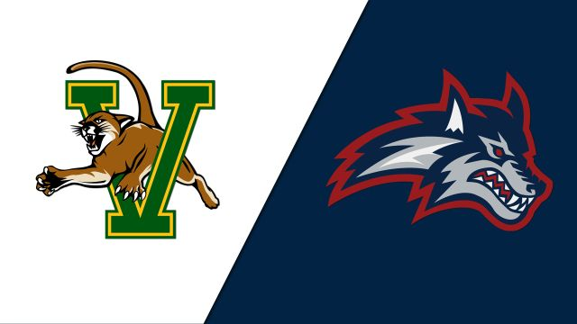 Thu, 2/20 - Vermont vs. Stony Brook (M Basketball)