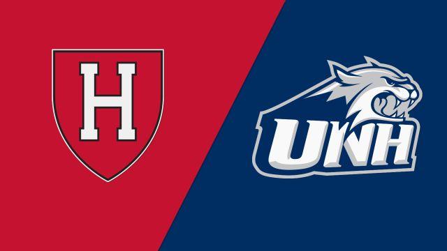 Harvard vs. New Hampshire (M Soccer)