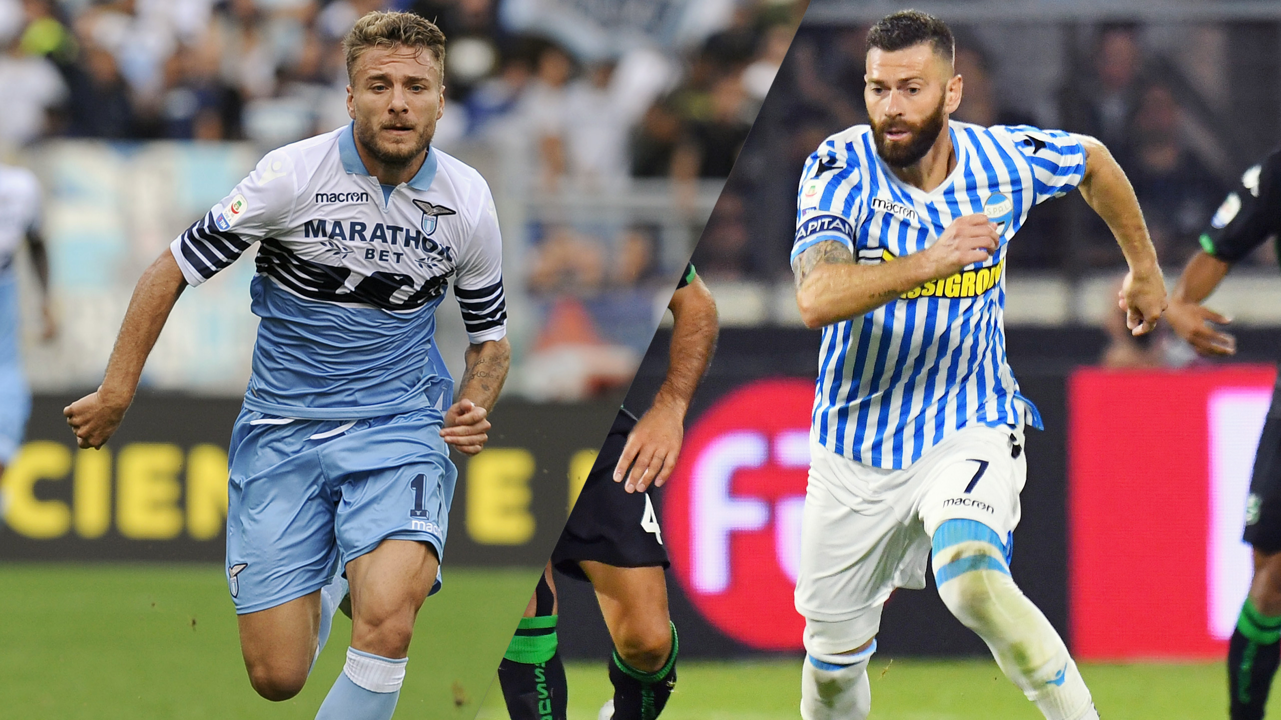 Lazio vs. SPAL