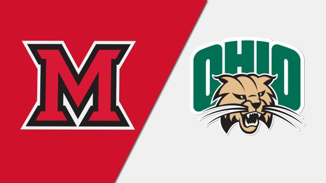 Miami (OH) vs. Ohio (W Volleyball)
