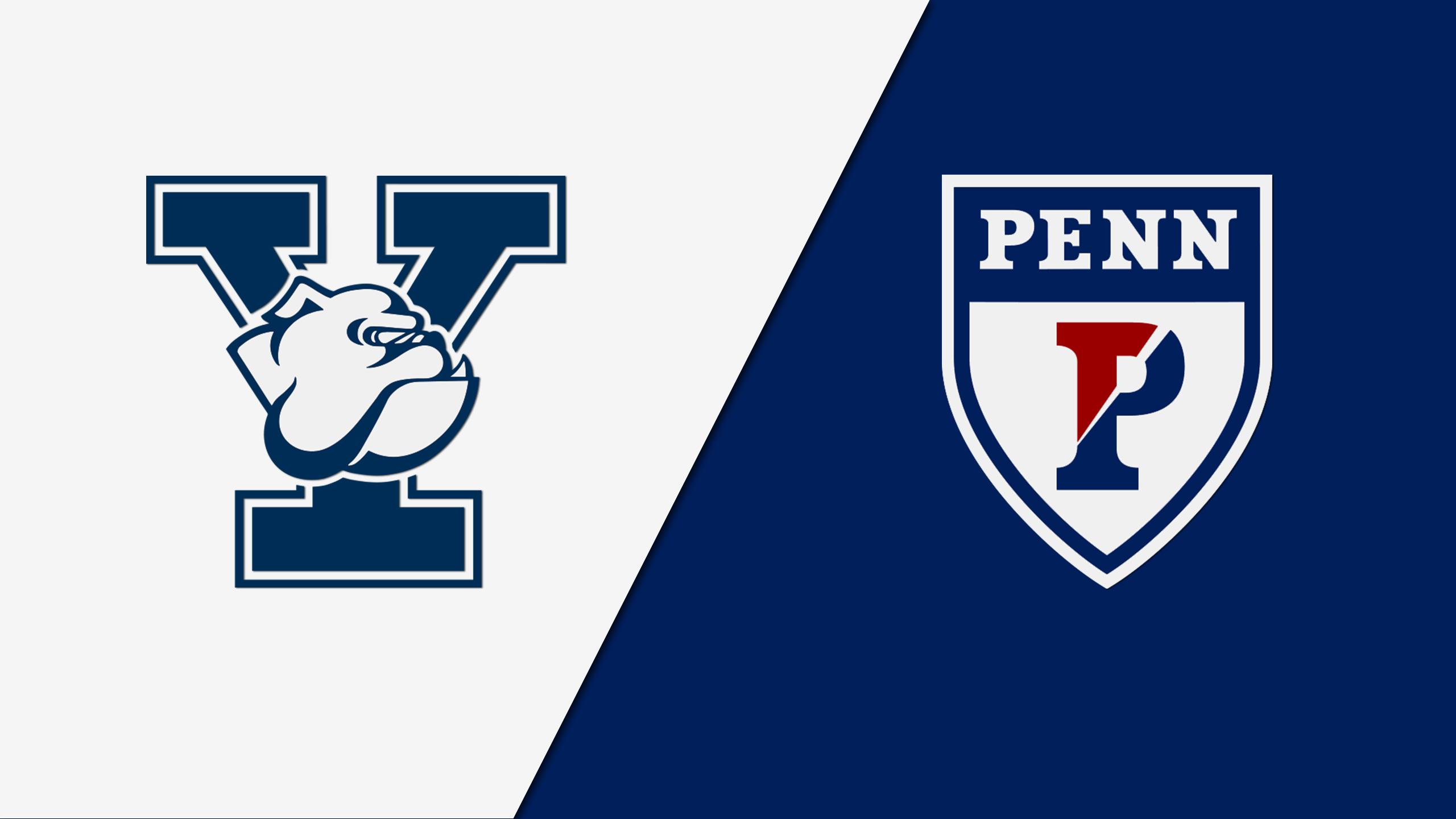 #2 Yale vs. #3 Pennsylvania (Championship)