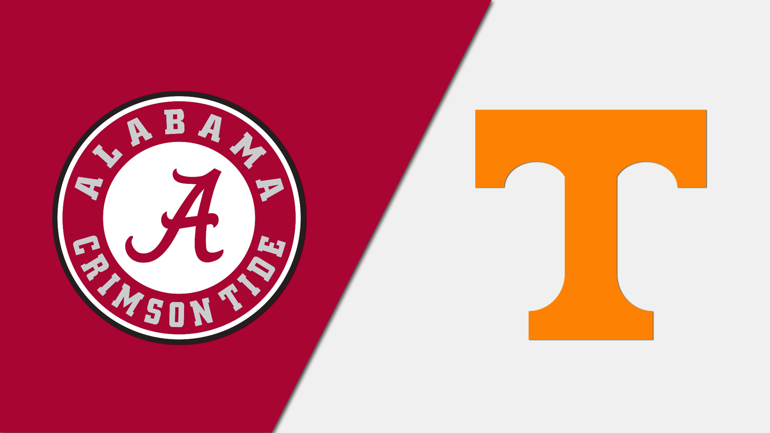 Alabama vs. Tennessee (re-air)