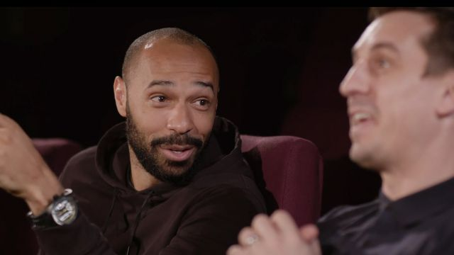 Gary Neville's Soccerbox: Thierry Henry