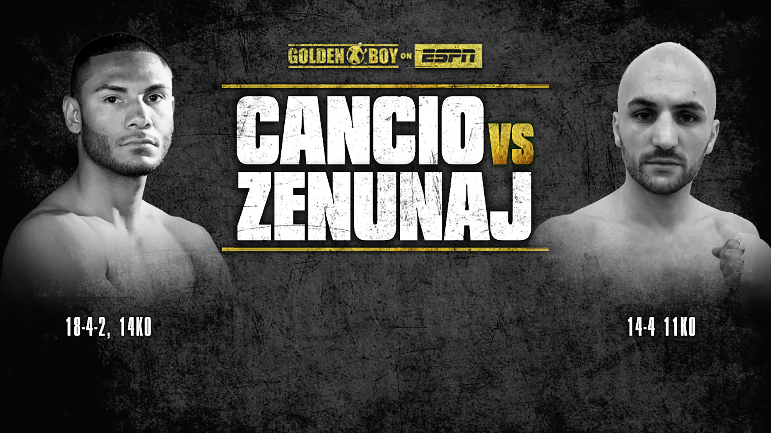 Andrew Cancio vs. Dardan Zenunaj
