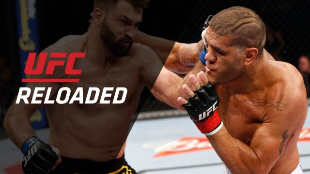 UFC Reloaded: Fight Night: Bigfoot vs. Arlovski