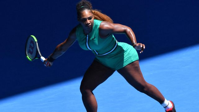 (8) S. Williams vs. Potapova (Women's First Round)