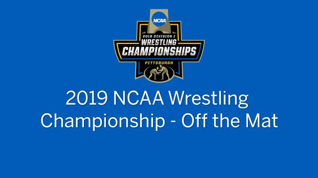 NCAA Wrestling Championship (Off the Mat Pregame Show)