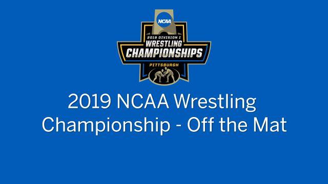 NCAA Wrestling Championship (Off the Mat Pregame Show)
