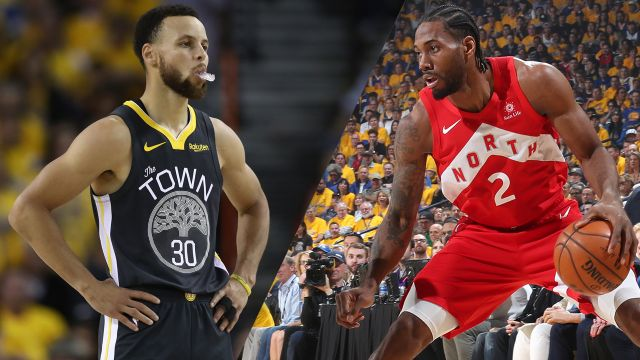 Golden State Warriors vs. Toronto Raptors (Finals, Game # 5 (If Necessary))