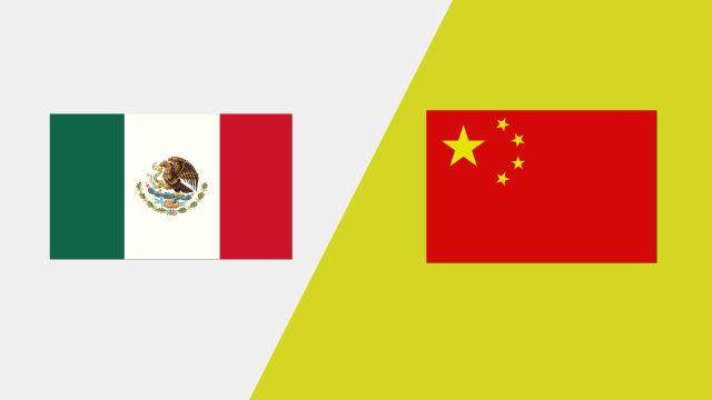 Mexico vs. China