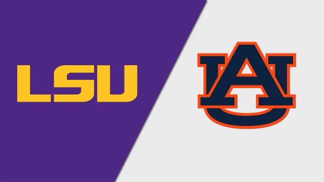 LSU vs. Auburn (re-air)