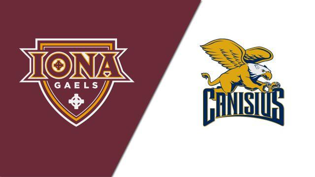 Iona vs. Canisius (M Soccer)
