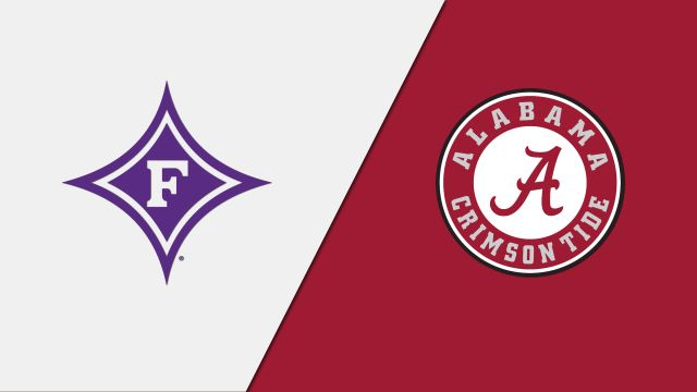 Furman vs. Alabama (M Basketball)