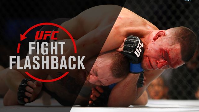 UFC Fight Flashback: McGregor vs. Diaz 1