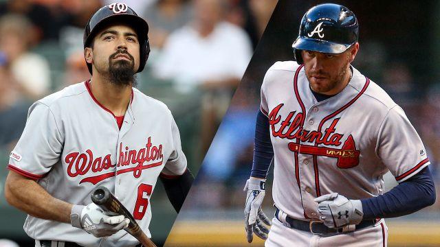 In Spanish-Washington Nationals vs. Atlanta Braves