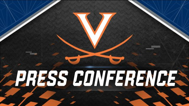 Virginia Weekly Football Press Conference