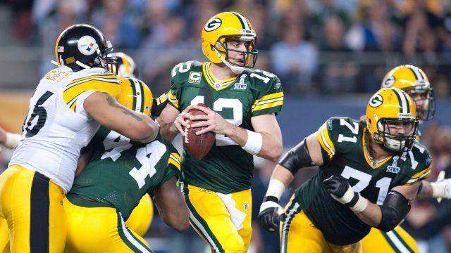 Green Bay Packers vs. Pittsburgh Steelers