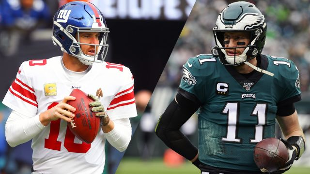 In Spanish-New York Giants vs. Philadelphia Eagles