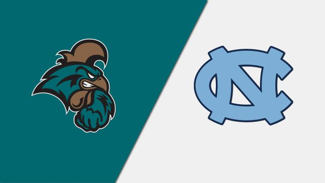 Coastal Carolina vs. #15 North Carolina (Baseball)