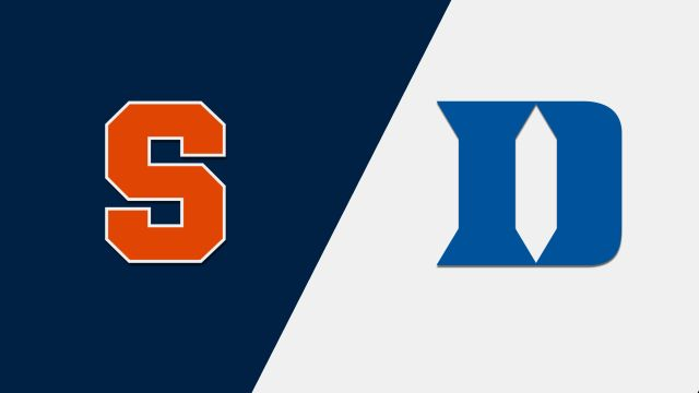 Syracuse vs. #9 Duke (W Soccer)