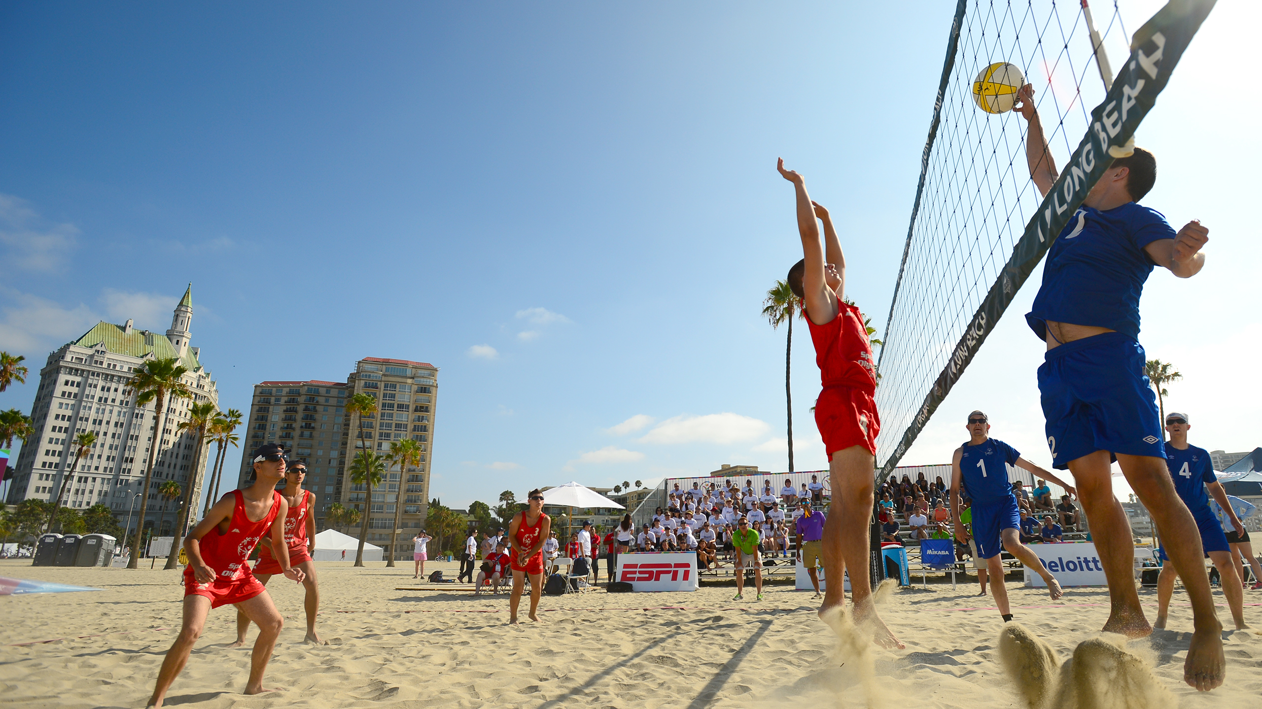 FIVB Las Vegas Open presented by p1440