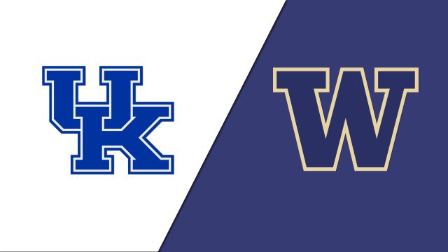 #14 Kentucky vs. #3 Washington (Site 8 / Game 1) (NCAA Softball Super Regionals)
