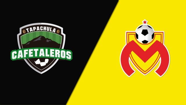 Wed, 1/22 - In Spanish-Cafetaleros de Chiapas vs. Monarcas (Octavos de Final - Partido de ida) (Copa MX)