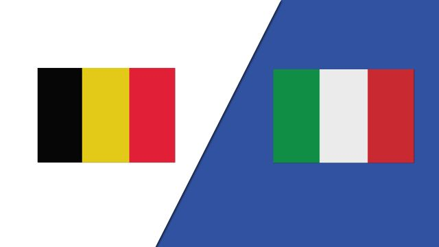 Belgium vs. Italy (Group Stage) (UEFA U-21 Championship)