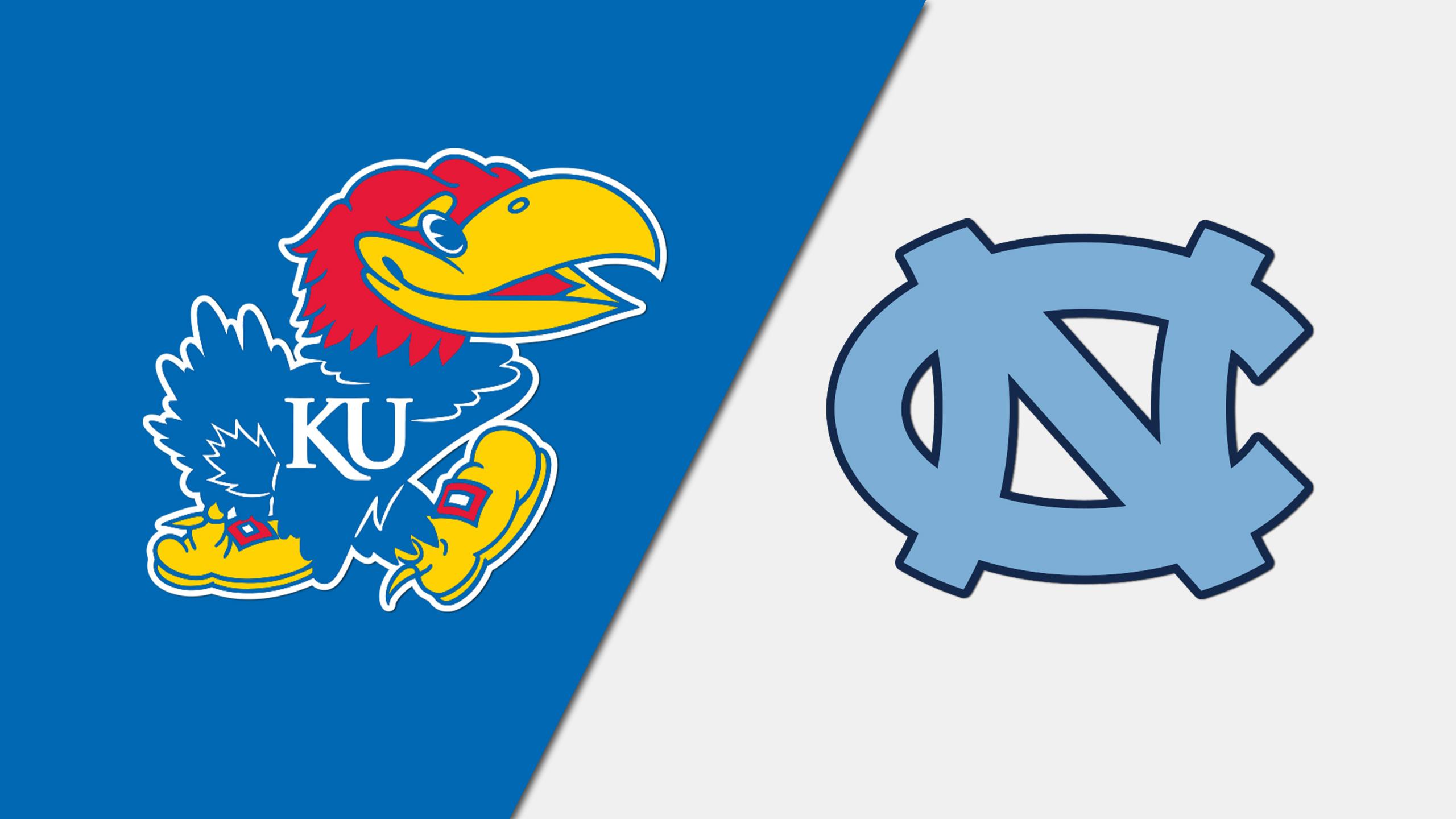 Kansas vs. #1 North Carolina (Second Round) (NCAA Division I Women's Soccer Championship)