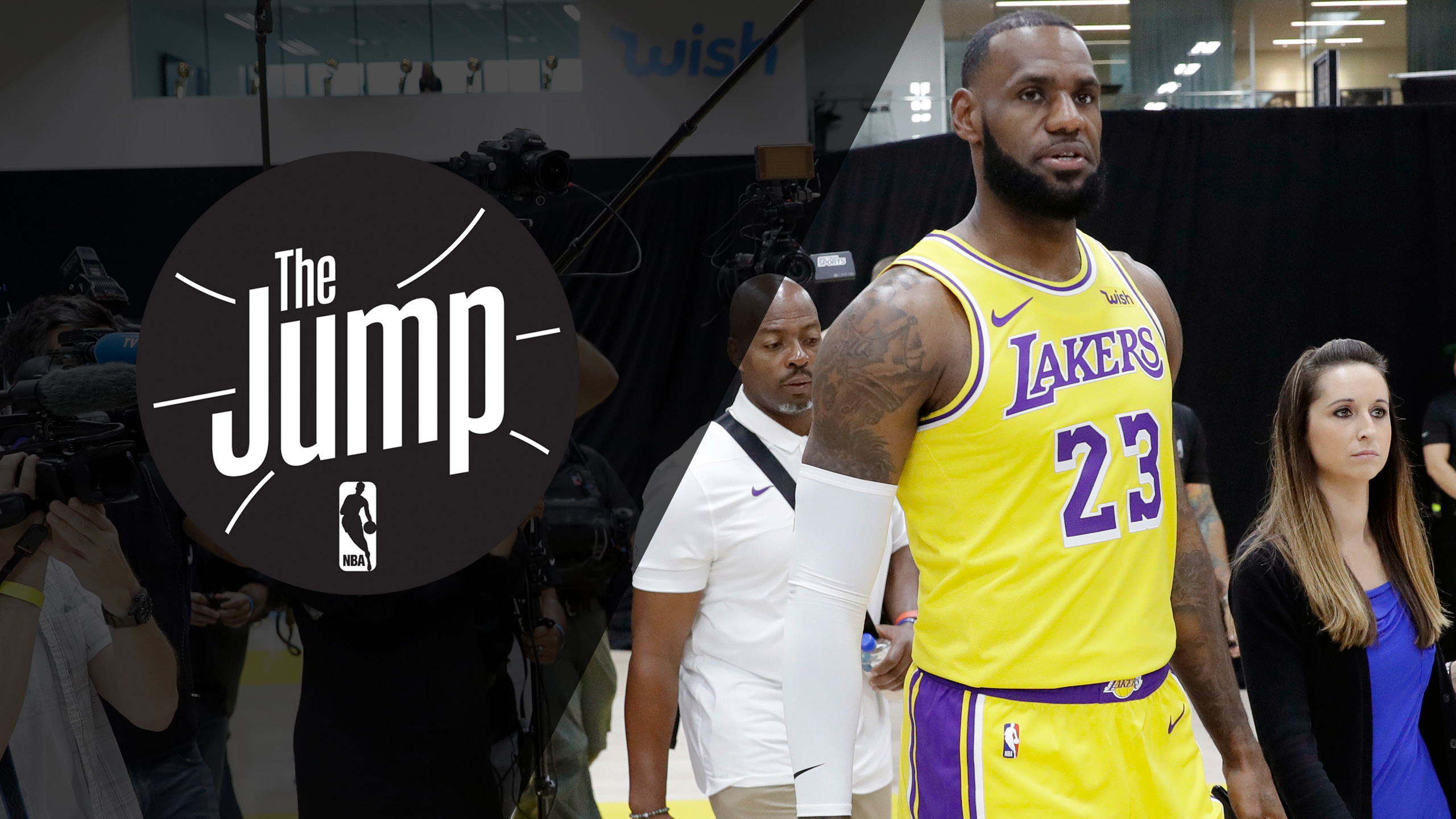 Tue, 9/25 - NBA: The Jump