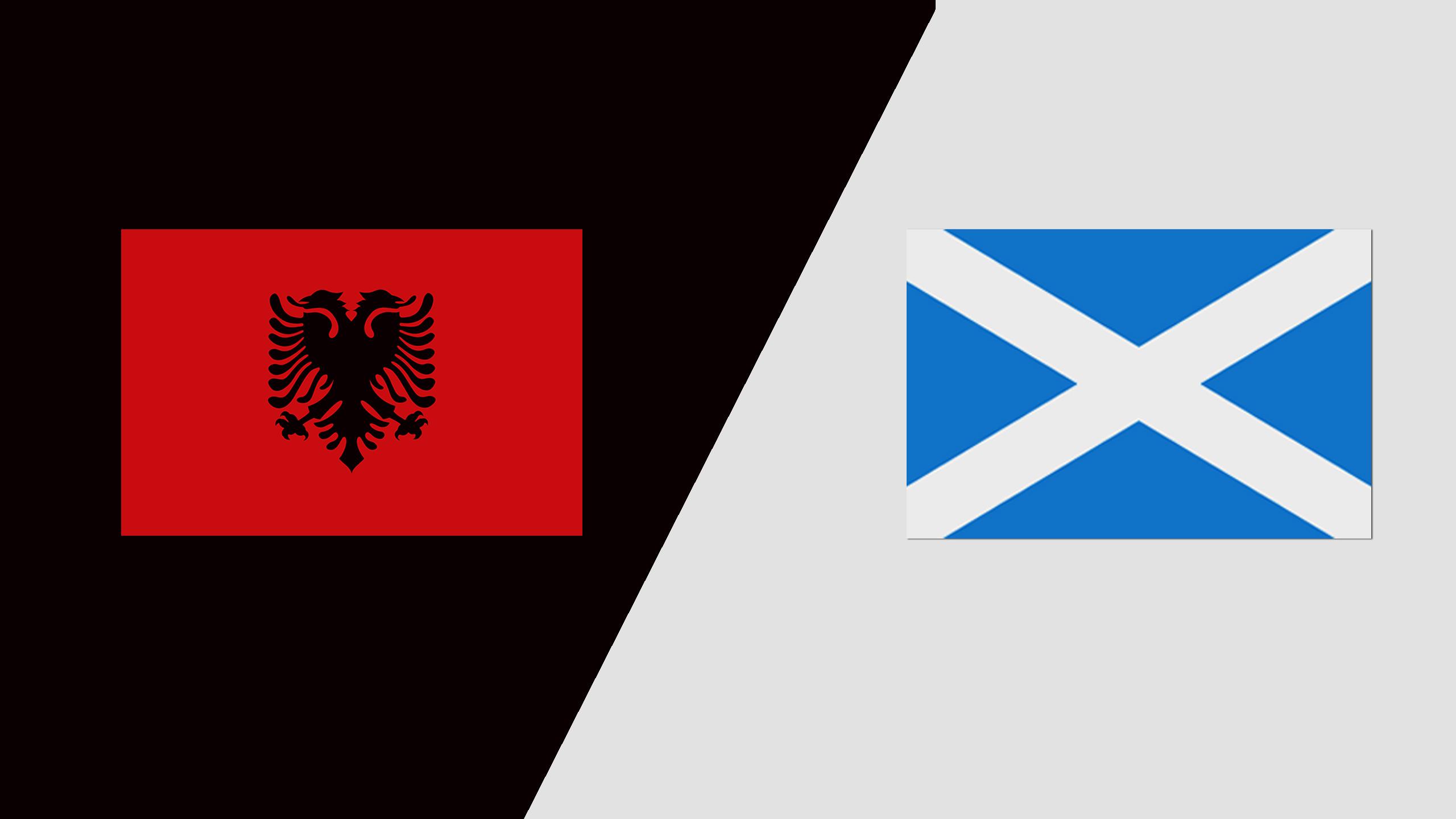 Albania vs. Scotland (UEFA Nations League)