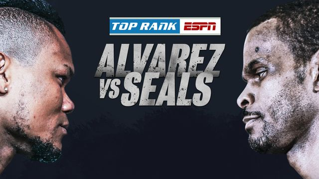 Sat, 1/18 - Alvarez vs. Seals (Main Card)