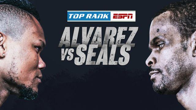 Alvarez vs. Seals (Main Card)