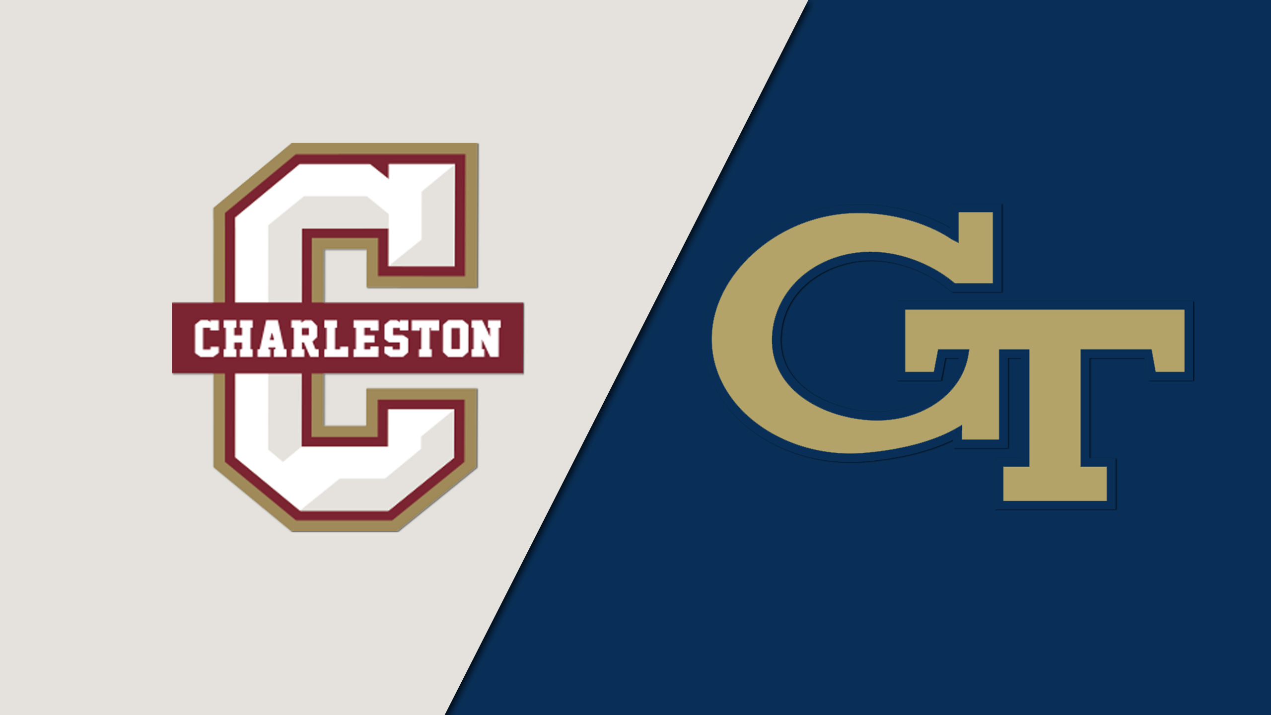 College of Charleston vs. Georgia Tech (Women's NIVC)