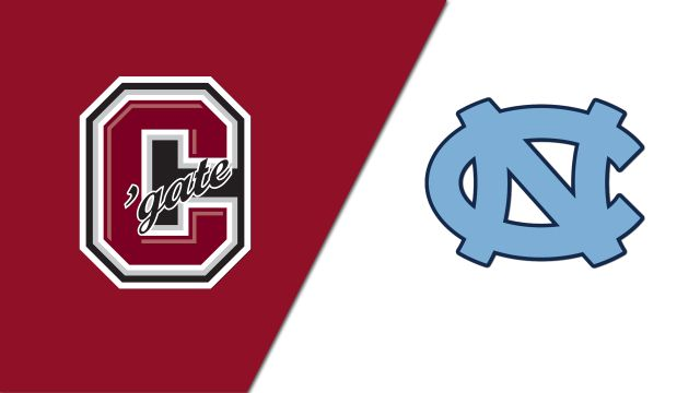 Colgate vs. North Carolina (W Volleyball)